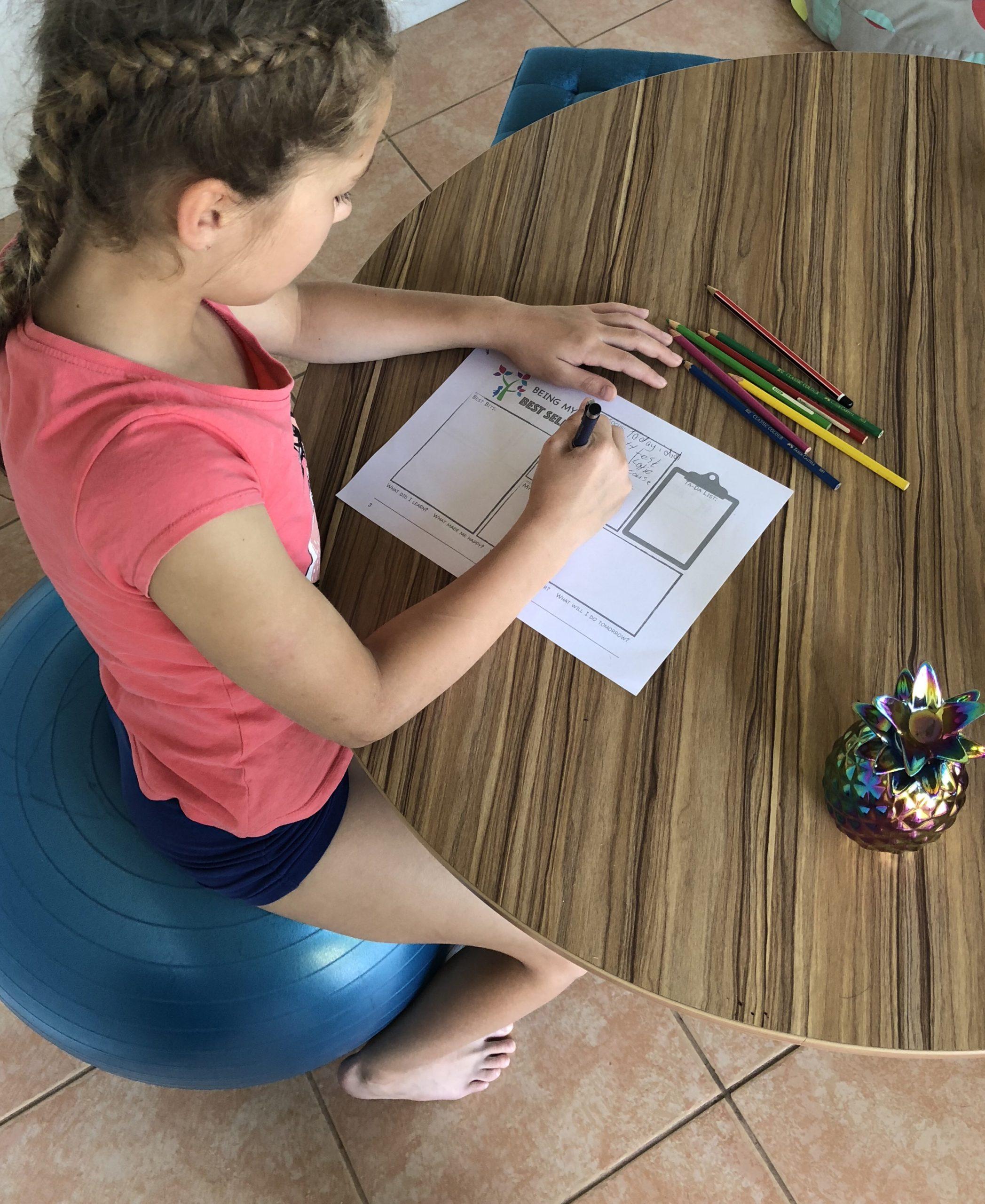 Mighty Me Kids 10 Week Program Guide Outline Downloadable